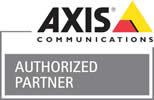 Axis Communications Authorized Partner Logo