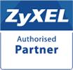 Zyxel Authorised Partner Logo